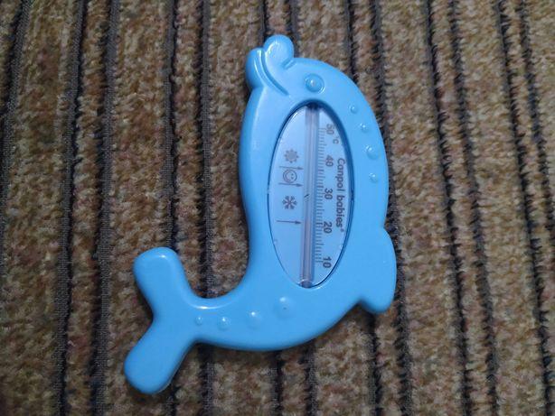 Детский градусник для воды