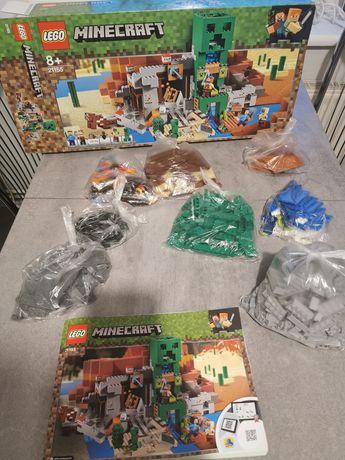 Klocki lego minecraft 21155