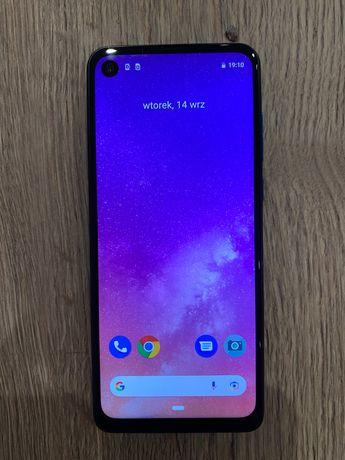 "Motorola moto one vision 4/128GB 6,3"" niebieski"