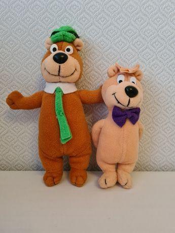 Мишки Йоги и Бу-Бу Мягкая игрушка Оригинал