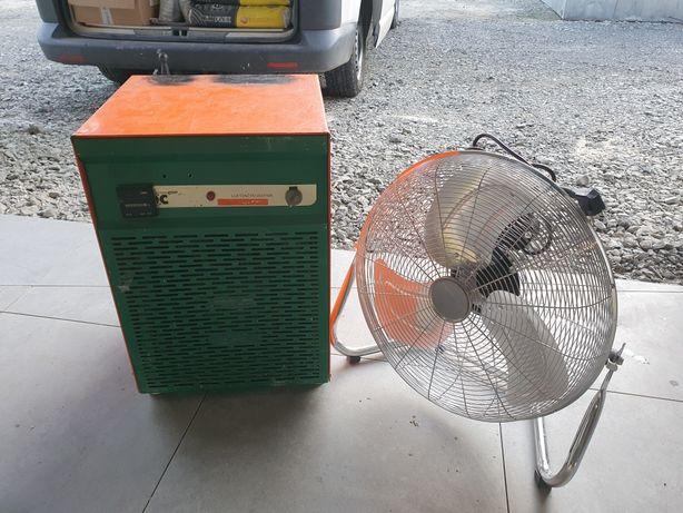 Osuszacz powietrza - wynajem