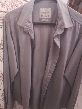 Camisa de homem cinza Springfield