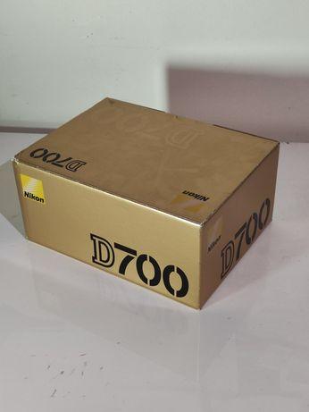 Nikon d700 ##SÒ CAIXA##