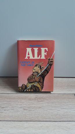 Książka Alf - lepszy ja niż nikt Rainer Buttner