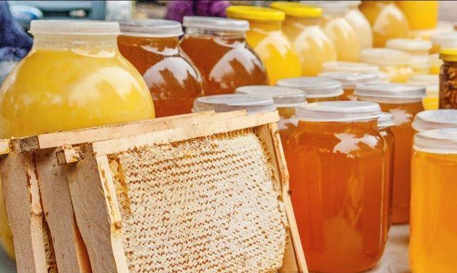 Мед натуральний (медок, медочок)