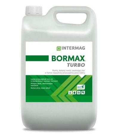 BORMAX TURBO 20l szybki bor nawóz Intermag