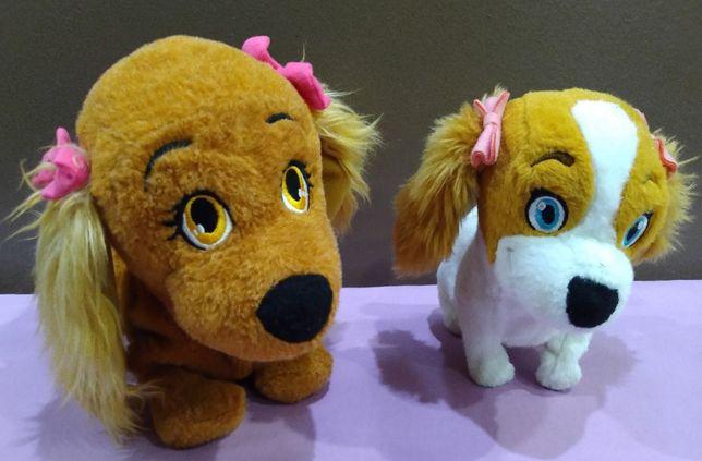 Шикарные интерактивные собачки Люси, Лола IMC Toys Испания. Состояние