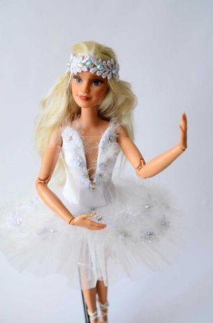Ооак кастом куклы Барби йога - баллерина