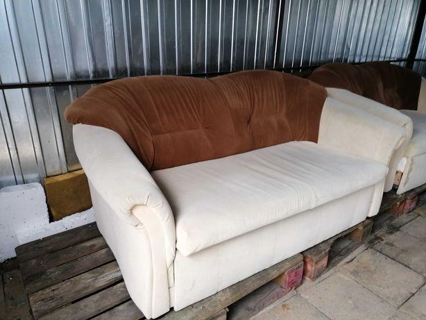 """Rozkładane kanapy rozkładane """"Malaga"""" 2 i 3 osobowe"""