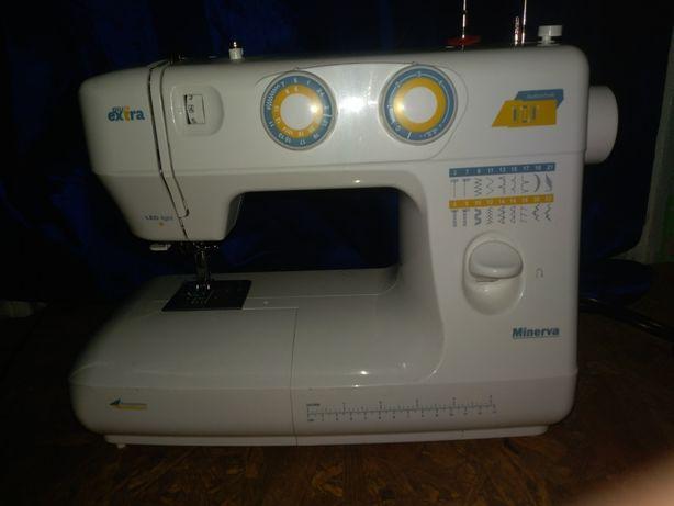 Швейная машинка Minerva plus extra