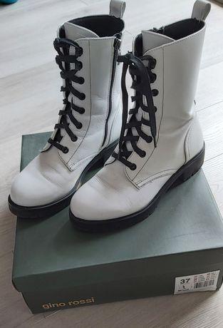 Buty skórzane Gino Rossi rozmiar 37