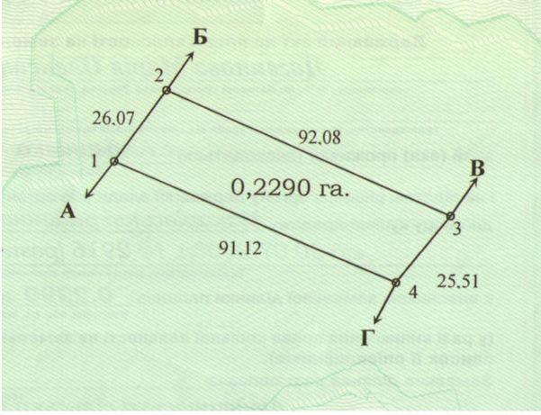 Продам земельный участок (0,23 га)
