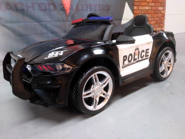Radiowóz Policja auto autko autka pojazd samochód akumulator zabawki