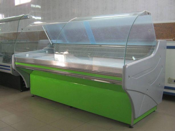 Холодильная витрина CAPRAIA LUX (нержавейка 100 %)