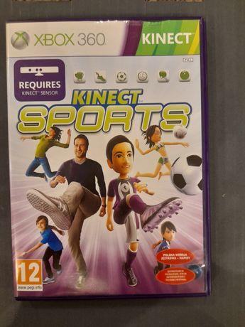 Gra Kinect Sport Xbox 360