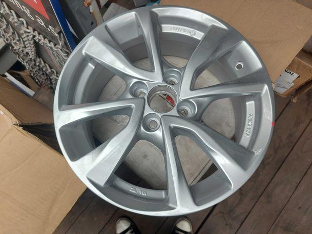 FELGI OXXO OBERON 4 6,5x16 4x100 ET45 NOWE Hyundai Mazda Toyota Opel