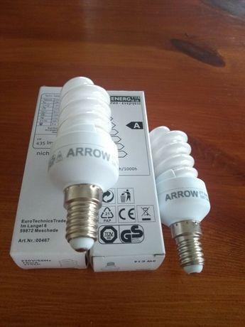 Энергосберегающая лампа (спираль) 321 x 9W E14 2700K Germany