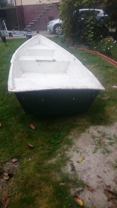 Łódka z przyczepką Mława - image 1