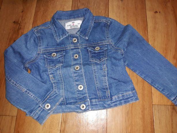 Kurteczka jeansowa r.104