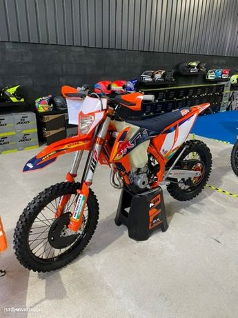 KTM EXC 350 Factory Edition