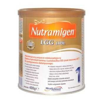 Nutramigen 1 - nowe opakowanie