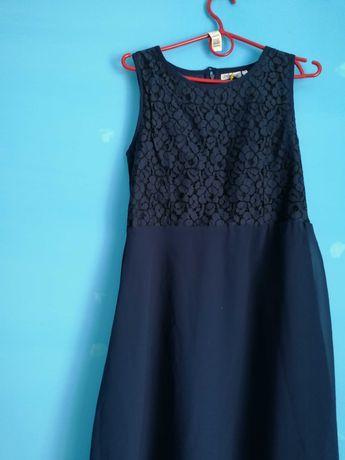 Piękna sukienka rozm 164cm