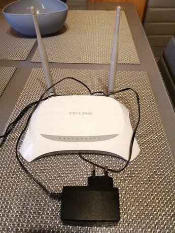 MR3420 router xDSL WiFi N300/3G 4/G z wejściem USB na tz. palucha