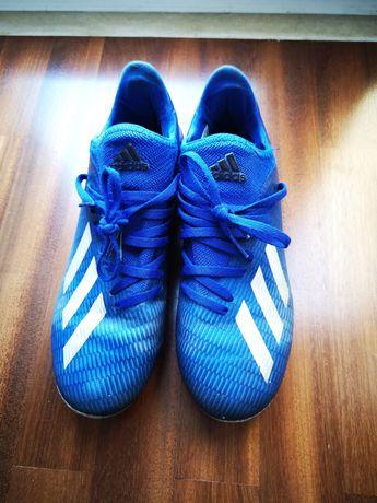 Chuteiras Adidas X n° 40