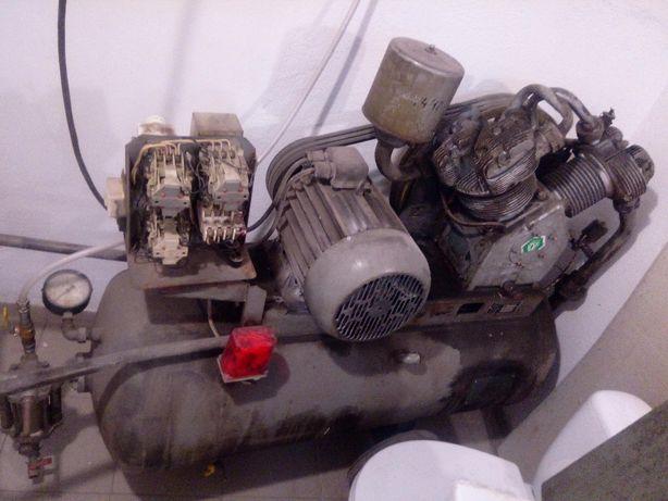 Kompresor Airpol typ N - 50 1000L/min 7,5KW
