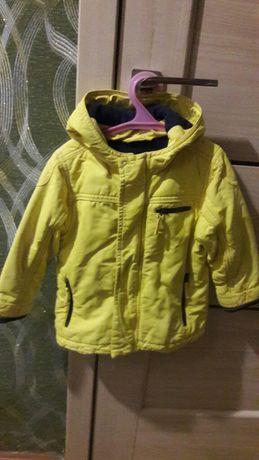Куртка для мальчика 2-3 лет.