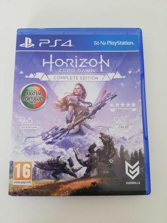 CD jogo PS4 - Horizon Zero Dawn