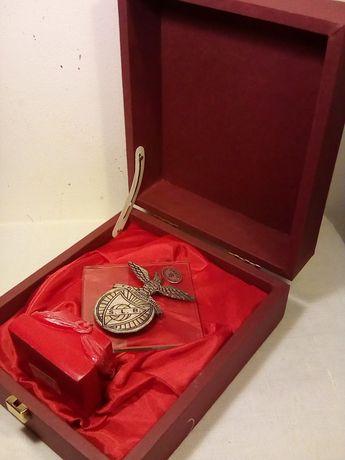 Troféu do SLBenfica c/caixa