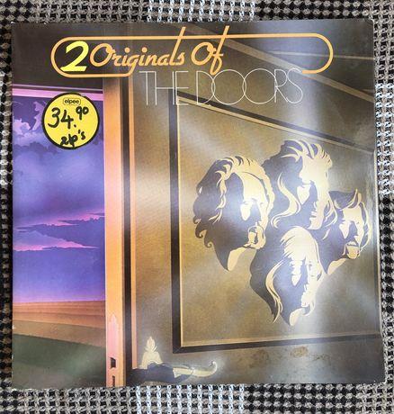 Виниловые пластинки, 2 Originals of the doors