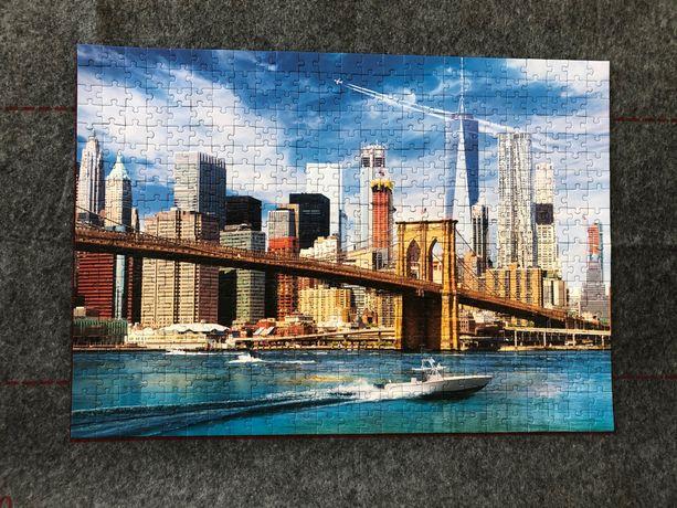 Puzzle 500 Trefl