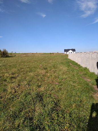 Atrakcyjna działka budowlana 1551 m2 Brzeziny gmina Morawica