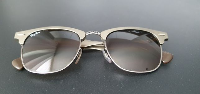 Ray Ban okulary clubmaster
