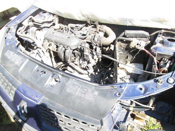 Silnik 1,2 Renault Clio