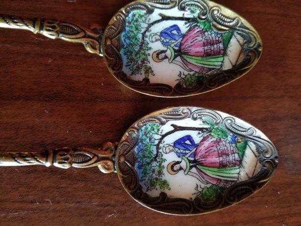 Очень красивые сувенирные ложки