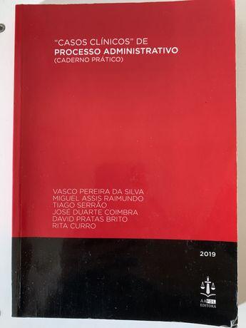 Casos Clínicos de Processo Administrativo