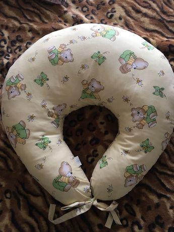 Новая подушка для кормления