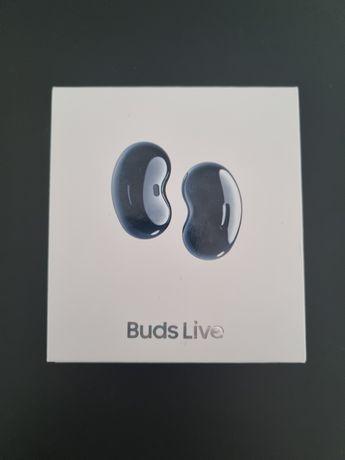 Słuchawki Samsung Buds Live nowe