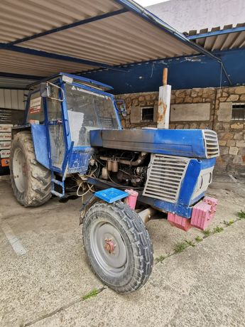 Ciągnik traktor Ursus 385, 1201 Zetor 12011 6cylindrow