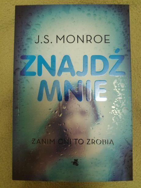 Znajdź Mnie, J.S.Monroe