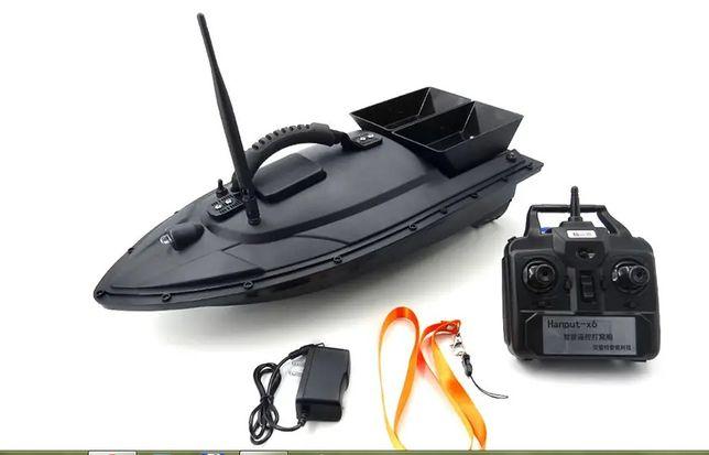 Łódka zanętowa FLYTEC 2,4 GHz
