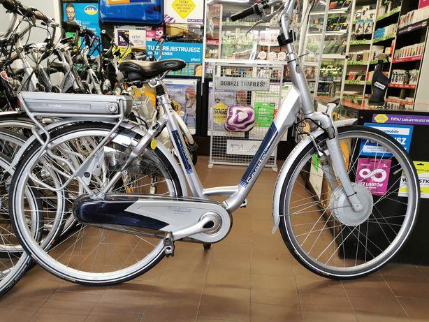 Holenderski rower elektryczny Sparta