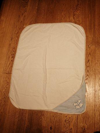 ręcznik kąpielowy niemowlęcy 73x92 cm