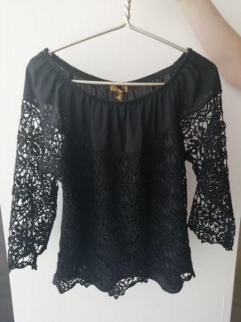 Новая блуза кружевная