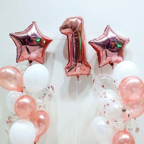 Balony z helem, pompowanie helem, urodziny Zgorzelec, Bogatynia, Lubań