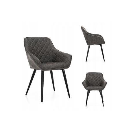 Krzesło tapicerowane SK01 ekoskóra