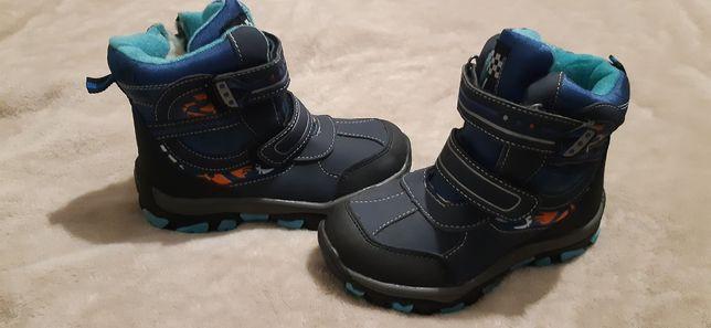 Новые термо-ботиночки на мальчика